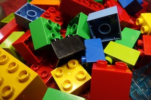 building blocks in a project