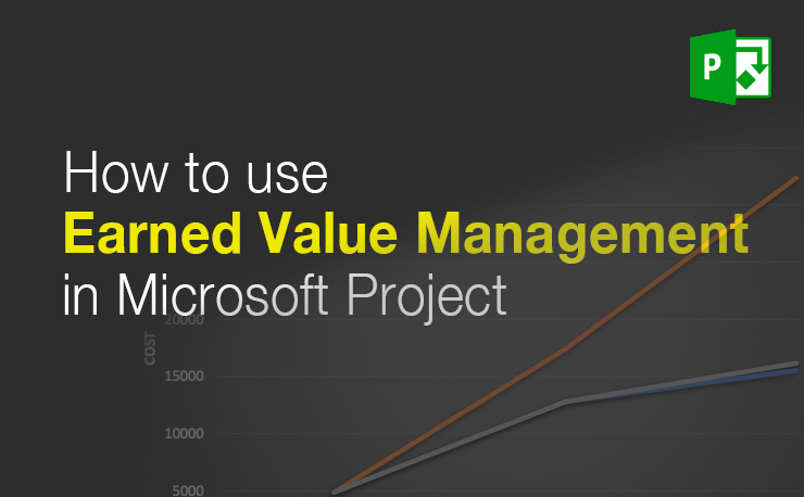 How to use EVM in Microsoft Project – featured image